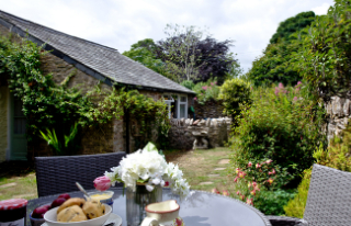 Elberry Cottage, Brixham, South Devon