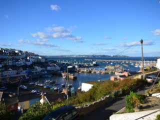 Provident Cottage, Brixham, South Devon